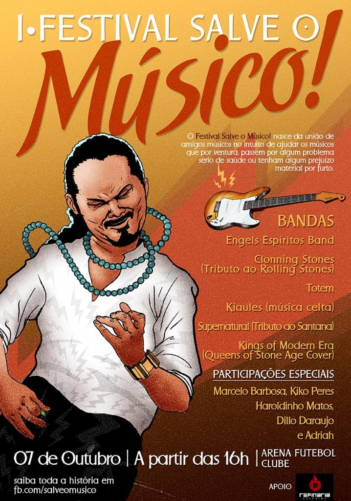 Festival Salve o Músico